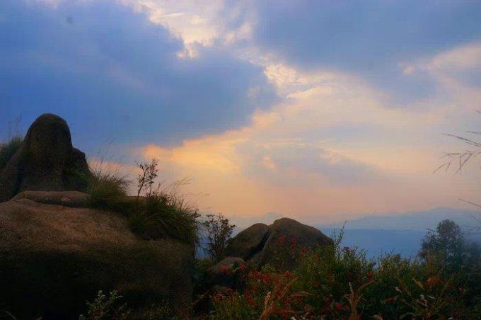 江西上饶灵山——天下第三十三福地