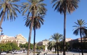 【巴勒莫图片】意大利西西里 巴勒莫  两个人的好天气