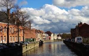 【布鲁塞尔图片】乘火车游欧洲-英国比利时荷兰丹麦28日-(之八)布鲁日,北方威尼斯