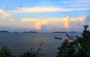 【外伶仃岛图片】独行珠海外伶仃岛