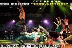 #花样游记大赛#韩国演出B-BOY 音乐剧《KUNG FESTIVAL》