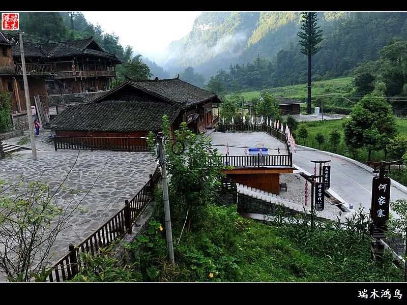 【原创摄影】行摄渝东南——百年古村落,唯美寄乡情