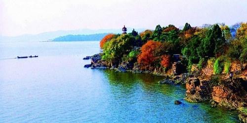 【上海出發】無錫太湖,南京古都2日游