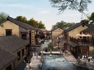 易县旅游图片
