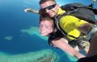 斐济 楠迪 高空8000英尺跳伞(爸爸去哪儿同款 可现场升级高度)