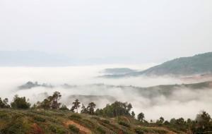【普洱图片】七彩云南行----从江城县到勐腊县勐仑镇   经过整董镇曼滩村