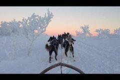 小公举环游世界之挪威追极光