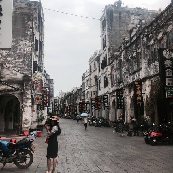 壁纸 步行街 街道 街景 商业街 600_600