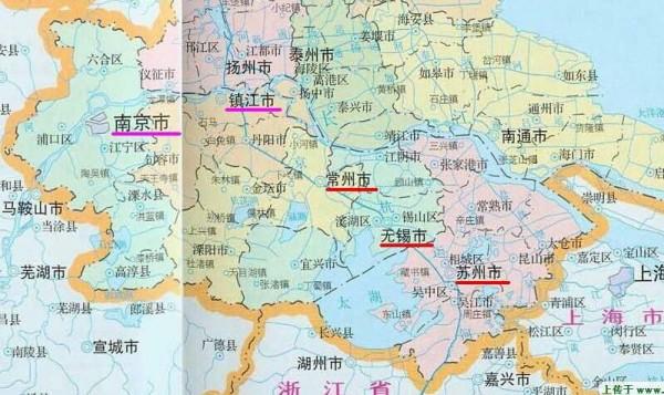 镇江市gdp_镇江市地图