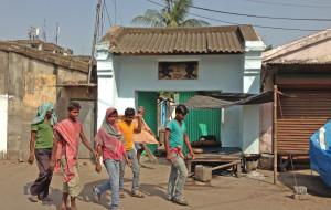 【西孟加拉邦图片】在南印次大陆用足迹划个圈/Day2:加尔各答的中国城
