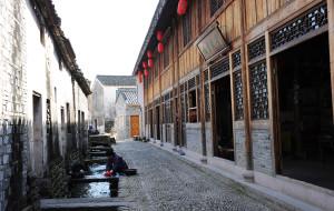 【宁波图片】我的宁波行之千年古镇说前童