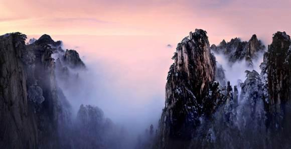风景旅游区,国家5a级旅游景区,与长江,长城,黄河同为中华壮丽山河和