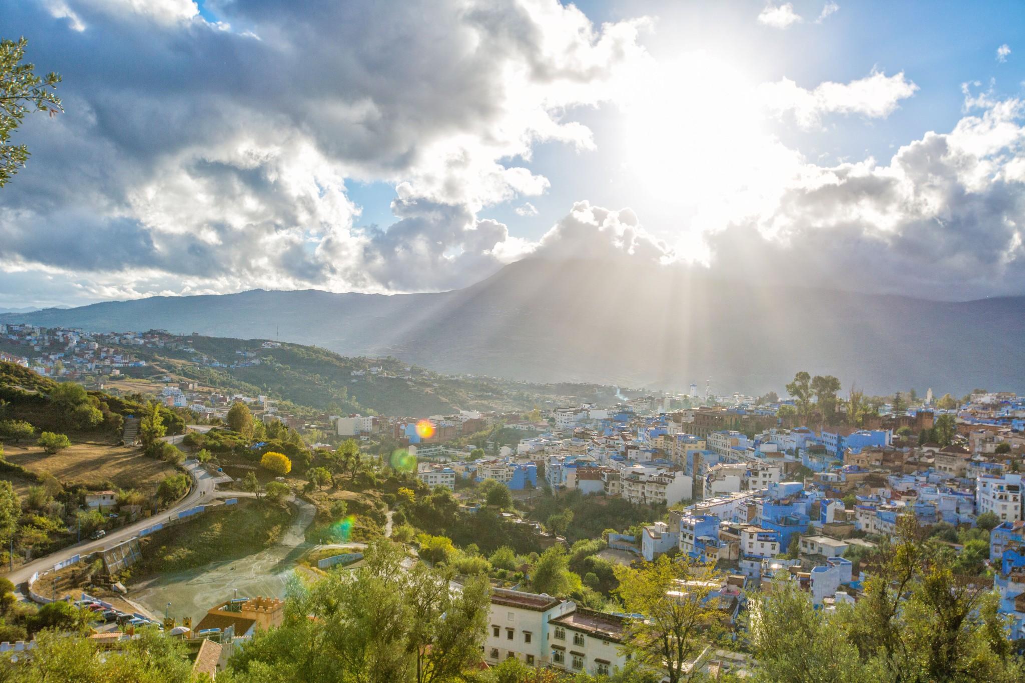 摩洛哥,有多少的高山长河,就有多少的风情万种