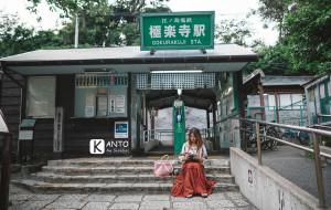 【镰仓图片】七月盛夏,关东日志——探寻心中的《海街日记》