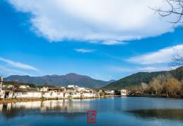 分享几张宏村旅拍的照片。