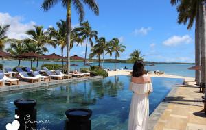 【毛里求斯图片】梦忆毛里求斯-天堂赐予的那一抹莞尔流年。(毛求四季酒店)