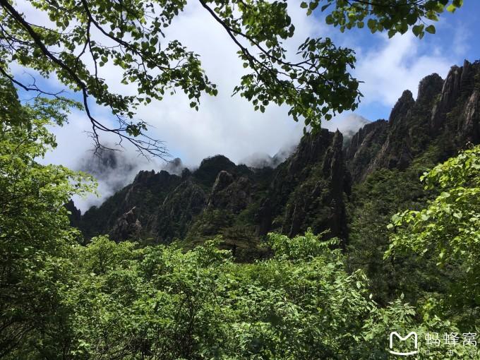 最美黄山(纯徒步行程),黄山市自助游攻略 - 马蜂窝