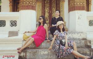 【琅勃拉邦图片】穿行于金塔间,加持在过客身——2015匆匆老挝