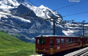 【依云图片】瑞士----多彩的欧泊宝石,内敛却多彩