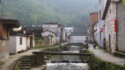 千岛湖景点-芹川古村