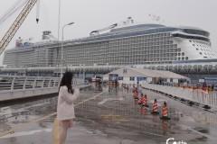 我必须要去看最蓝最蓝的海~(Costa赛琳娜号5天4晚の长崎济州之旅)