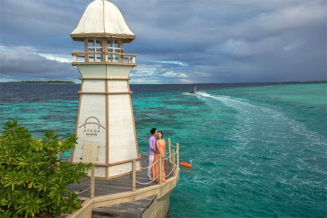 马尔代夫必选岛屿之—阿雅达岛(附马代选岛秘籍)