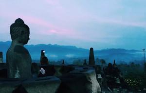 【中爪哇图片】【古迹与海岛的完美融合】——日惹-巴厘岛(吉利A岛)-吉隆坡 婚纱蜜月行(附巴厘岛婚纱照)