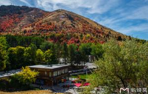 【加拿大落基山国家公园群图片】一次沿着落基山脉的旅行