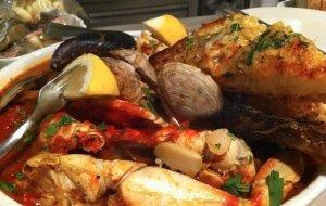 旧金山美食-Anchor Oyster Bar