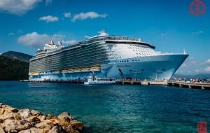 【加勒比海图片】【那年初夏,宁静的海】加勒比海游轮之旅