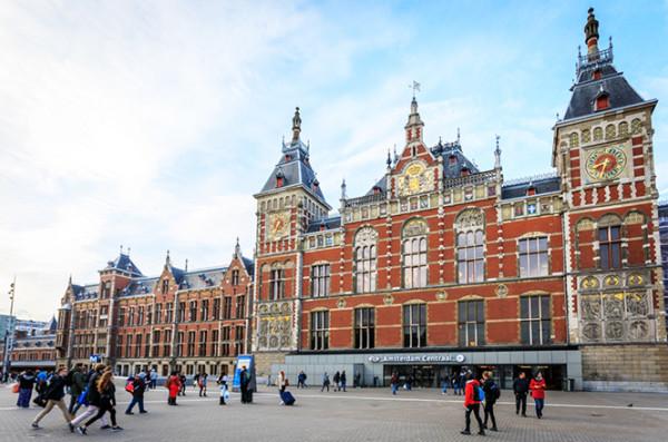 阿姆斯特丹日常