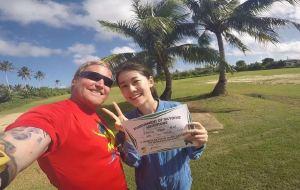 塞班岛娱乐-Skydive Guam