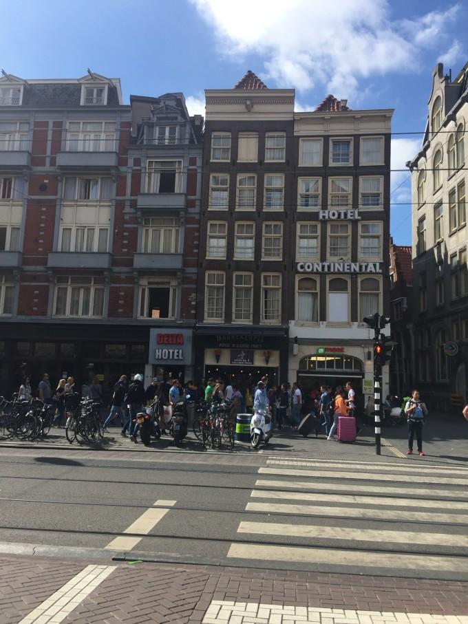 阿姆斯特丹自助遊攻略