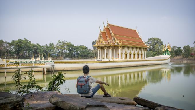 非著名景點打卡偏執狂的自我救贖 — 泰國伊森地區行記 67