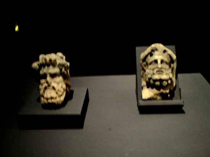 一步迈进罗马帝国 去云南博物馆,正赶上 永恒之城 古罗马的辉煌 展览