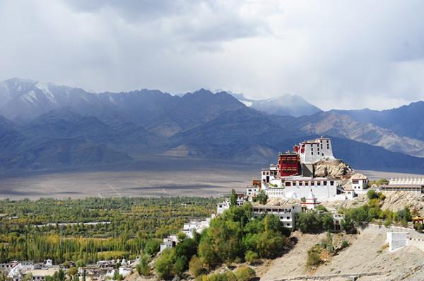 解放的洞穴,普塔尔寺