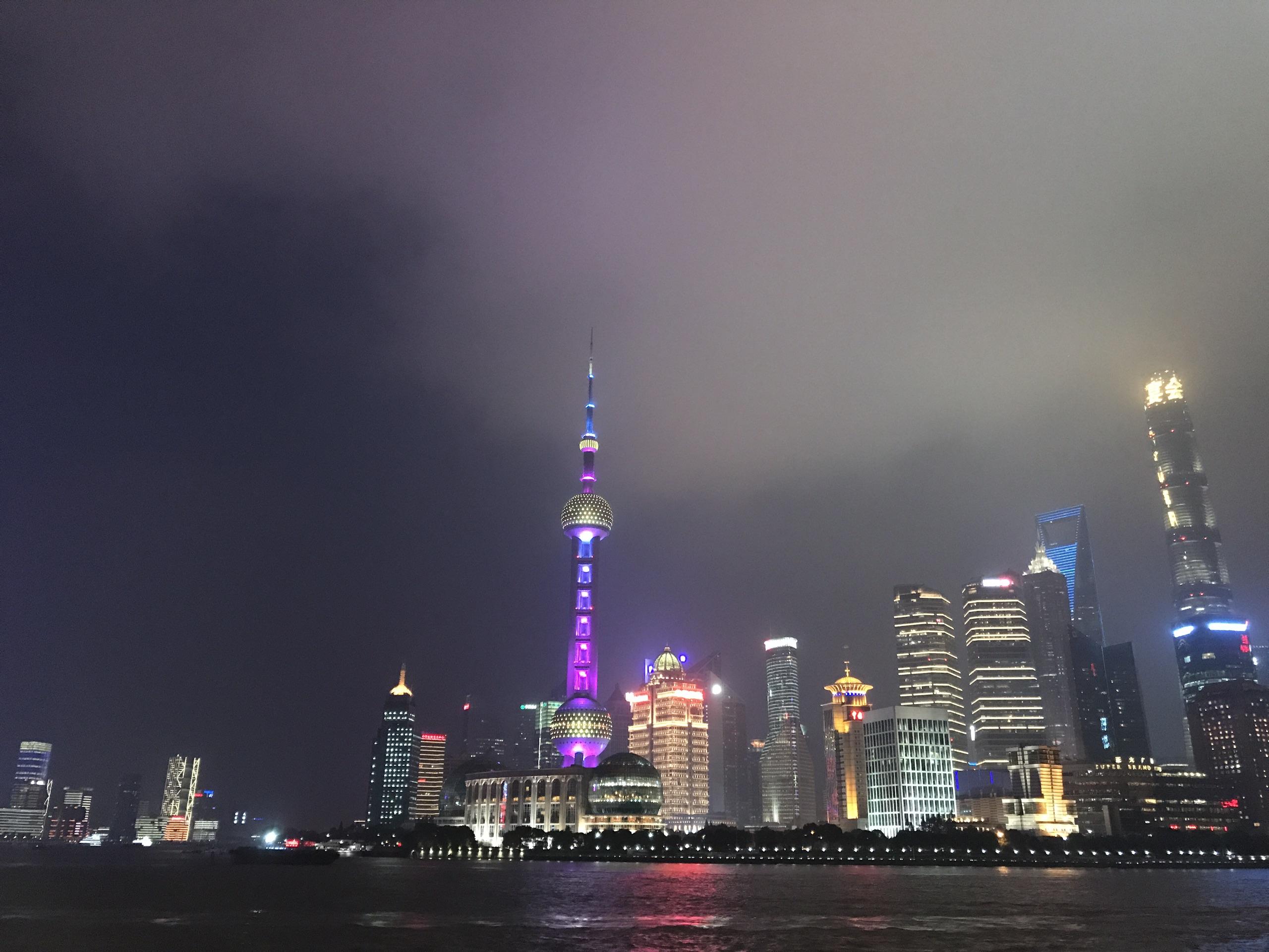 ShangHai Oriental Pearl Tower