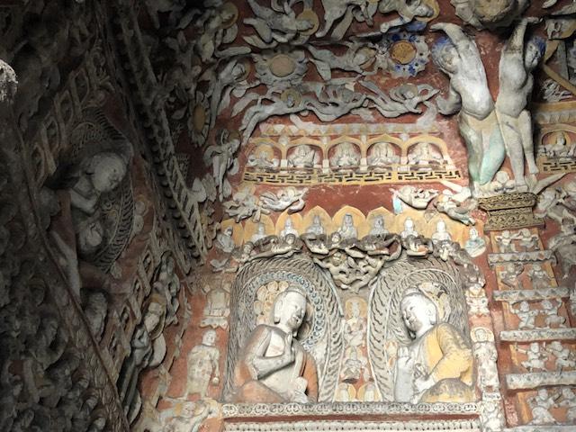 Shanxi DaTong Yungang Grottoes