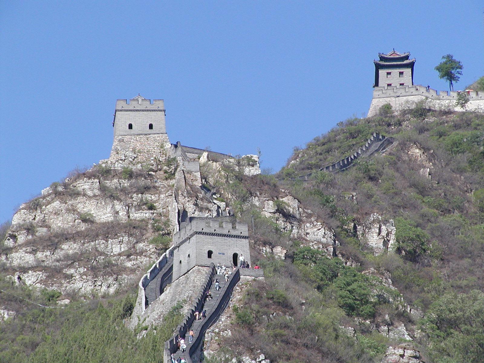 BeiJing JuYongGuan Great Wall