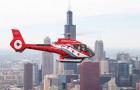 芝加哥 直升机飞行体验 密歇根湖+海军码头日落+威利斯大厦(日间/黄昏/夜间可选)