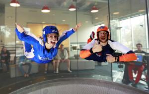 新加坡娱乐-I FLY室内跳伞