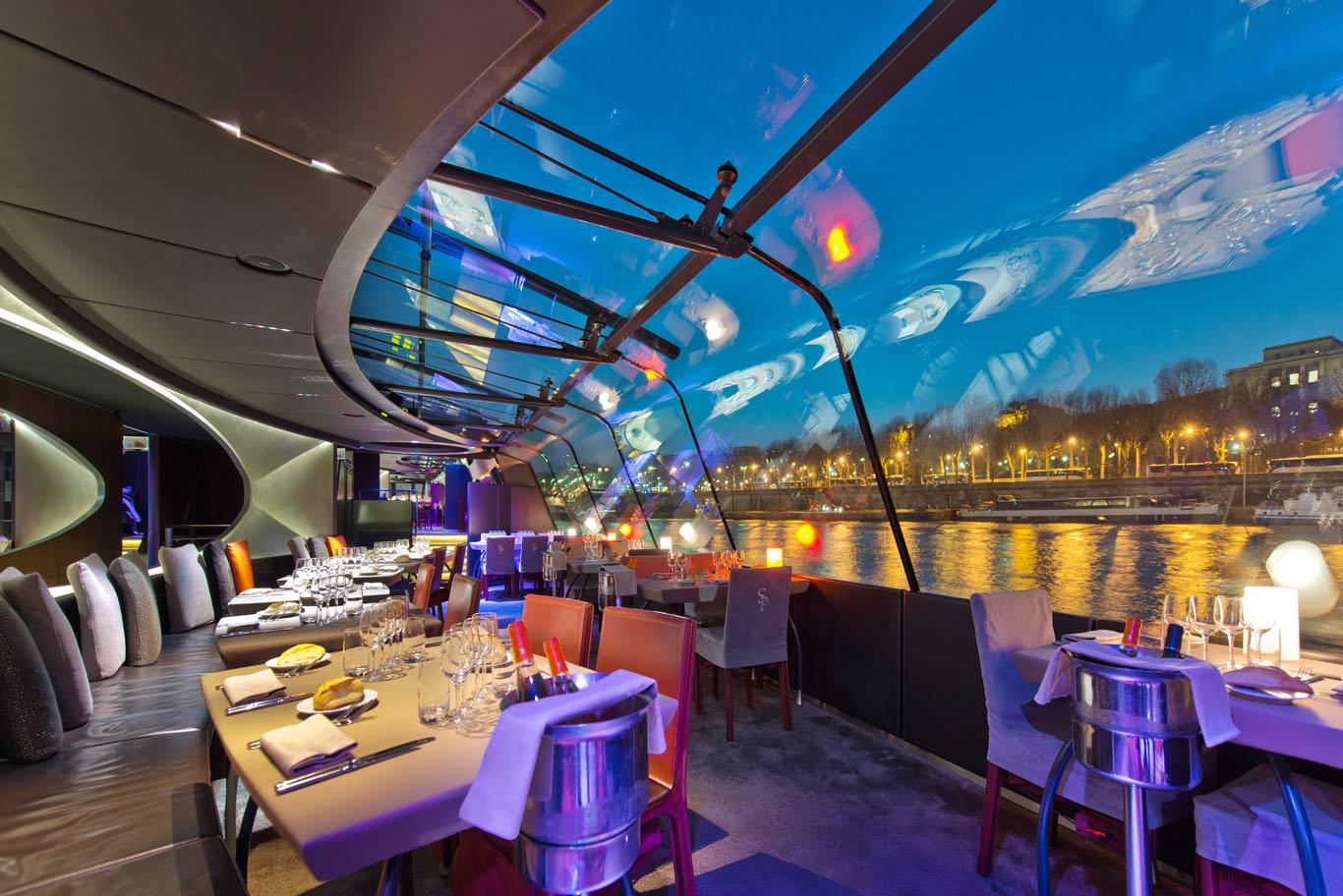 - Bateaux parisiens port de la bourdonnais horaires ...